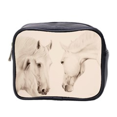 Tender Approach  Mini Travel Toiletry Bag (two Sides)