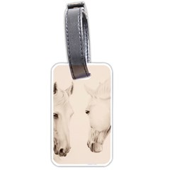 Tender Approach  Luggage Tag (two Sides)