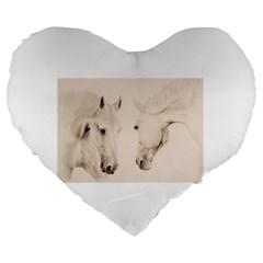 Tender Approach  19  Premium Heart Shape Cushion