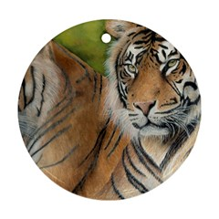 Soft Protection Round Ornament