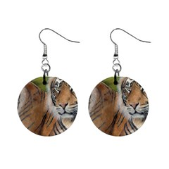 Soft Protection Mini Button Earrings