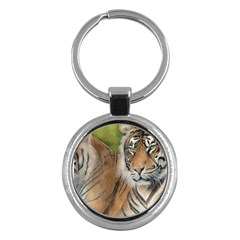 Soft Protection Key Chain (Round)