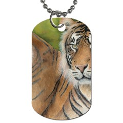Soft Protection Dog Tag (One Sided)