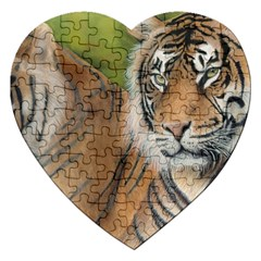 Soft Protection Jigsaw Puzzle (heart)