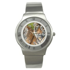 Soft Protection Stainless Steel Watch (Slim)
