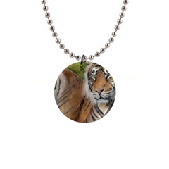 Soft Protection Button Necklace