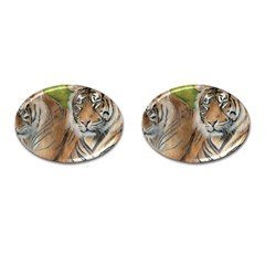 Soft Protection Cufflinks (Oval)