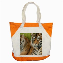 Soft Protection Accent Tote Bag