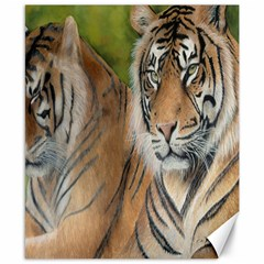 Soft Protection Canvas 8  X 10  (unframed)