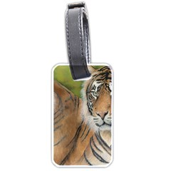 Soft Protection Luggage Tag (One Side)
