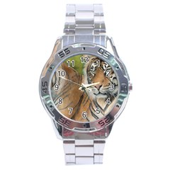 Soft Protection Stainless Steel Watch