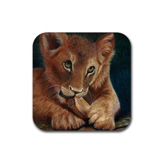 Playful  Drink Coasters 4 Pack (Square)