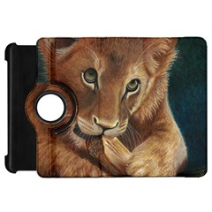 Playful  Kindle Fire Hd 7  (1st Gen) Flip 360 Case