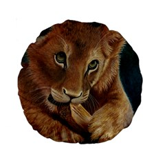 Playful  15  Premium Round Cushion