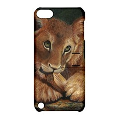 Playful  Apple Ipod Touch 5 Hardshell Case With Stand