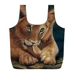 Playful  Reusable Bag (L)