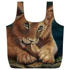 Playful  Reusable Bag (xl)