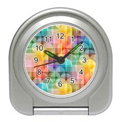 circles Desk Alarm Clock