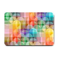 circles Small Door Mat