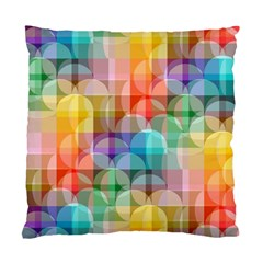 circles Cushion Case (Two Sided)