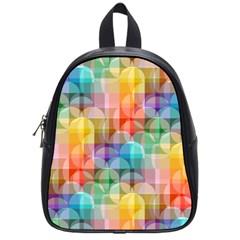 Circles School Bag (small)
