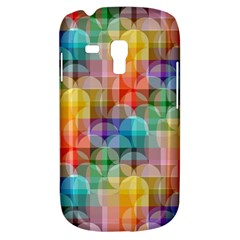 Circles Samsung Galaxy S3 Mini I8190 Hardshell Case