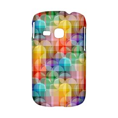 circles Samsung Galaxy S6310 Hardshell Case