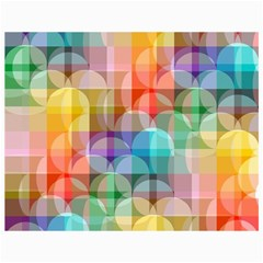 circles Canvas 36  x 48  (Unframed)