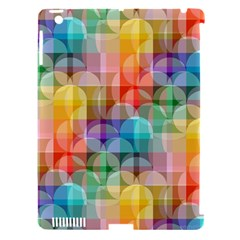 circles Apple iPad 3/4 Hardshell Case (Compatible with Smart Cover)