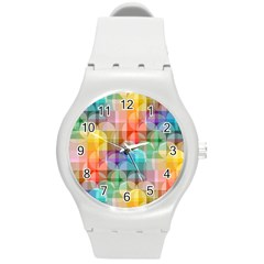circles Plastic Sport Watch (Medium)