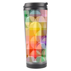 Circles Travel Tumbler