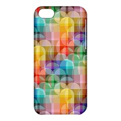 circles Apple iPhone 5C Hardshell Case