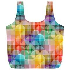 Circles Reusable Bag (xl)