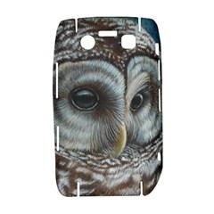 Barred Owl BlackBerry Bold 9700 Hardshell Case