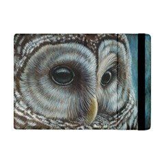 Barred Owl Apple Ipad Mini Flip Case