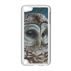 Barred Owl Apple iPod Touch 5 Case (White)