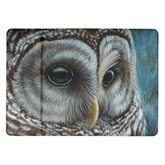 Barred Owl Samsung Galaxy Tab 10.1  P7500 Flip Case
