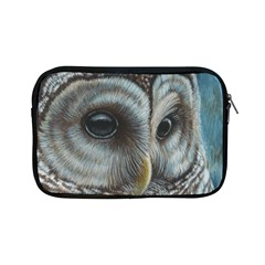 Barred Owl Apple iPad Mini Zippered Sleeve