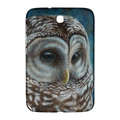 Barred Owl Samsung Galaxy Note 8.0 N5100 Hardshell Case