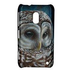 Barred Owl Nokia Lumia 620 Hardshell Case
