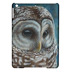Barred Owl Apple Ipad Air Hardshell Case