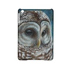 Barred Owl Apple iPad Mini 2 Hardshell Case