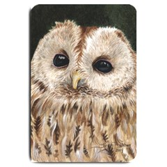 Tawny Owl Large Door Mat