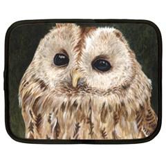 Tawny Owl Netbook Sleeve (xl)