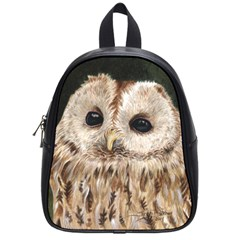 Tawny Owl School Bag (Small)