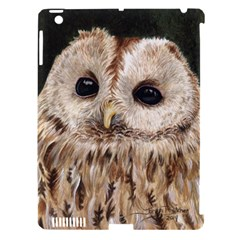 Tawny Owl Apple iPad 3/4 Hardshell Case (Compatible with Smart Cover)
