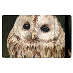 Tawny Owl Apple iPad 2 Flip Case