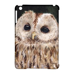 Tawny Owl Apple iPad Mini Hardshell Case (Compatible with Smart Cover)