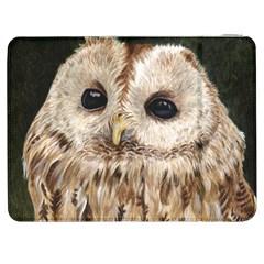 Tawny Owl Samsung Galaxy Tab 7  P1000 Flip Case