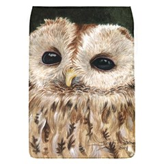 Tawny Owl Removable Flap Cover (small)